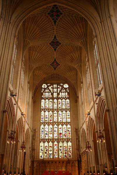 Bath Abbey 3