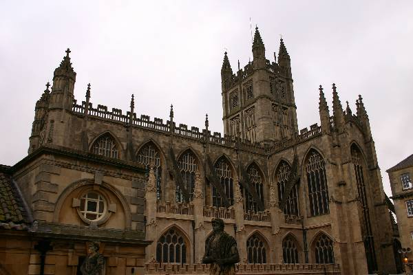 Bath Abbey 1