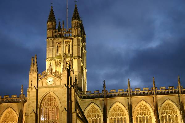 Bath Abbey 7