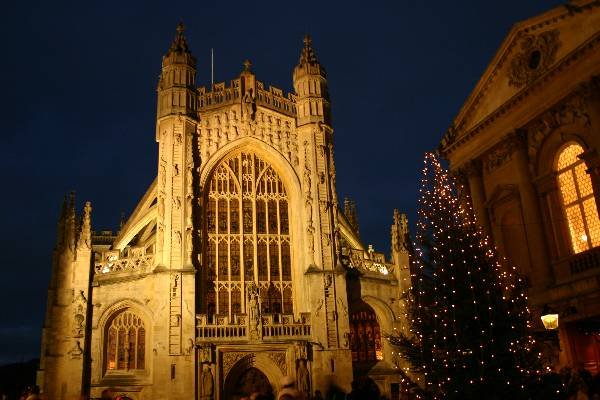 Bath Abbey 8