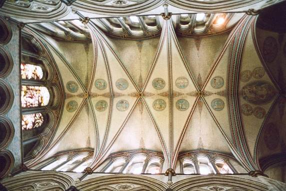 Vaulted Ceiling 2
